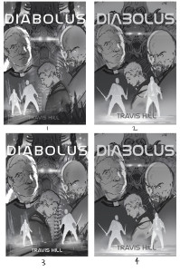 """Diaboulus"" secondary rough sketches"