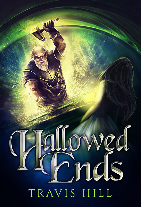 """Hallowed Ends"" final cover"