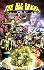 """The Big Bhang"" - Science Fiction + Stoner Fiction"